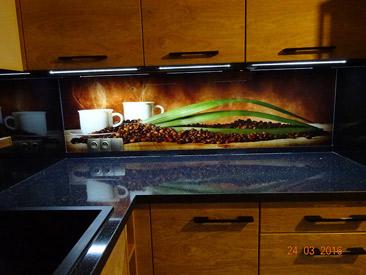 panele szklane kuchenne poznań